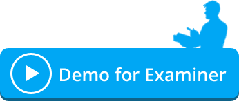 Demo for Examiner